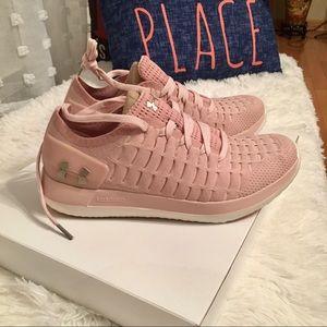 UA Women's Slingeride 2, Pink Rose, Size 8.5